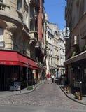 Туристы в Париже, Франции стоковая фотография rf