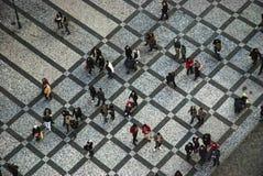 туристы Стоковые Изображения