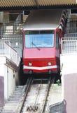 Турист канатной железной дороги Стоковые Фотографии RF