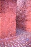 турист Перу назначения arequipa Стоковая Фотография RF