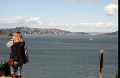 Турист Сан-Франциско Стоковое Фото