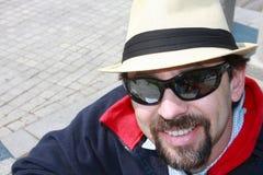 турист стоковая фотография