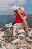 турист стоковое изображение