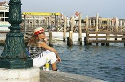 Турист стоковое изображение rf
