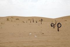 Туркменистан Стоковое фото RF