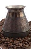 Турок кофе Стоковые Изображения RF