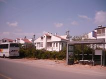 Турция красивый дом дорогой стоковые фотографии rf
