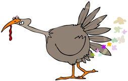 Турция пукает Стоковое фото RF
