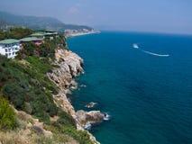 Турция, Средиземное море Стоковые Фотографии RF