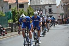 Тур-де-Франс - этап 2 до 2018 Стоковое Фото