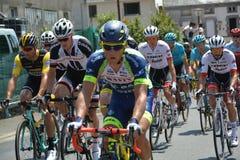 Тур-де-Франс - этап 2 до 2018 Стоковая Фотография RF