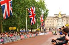 Тур-де-Франс в Лондоне, Великобритании Стоковые Фото