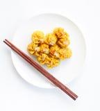 Тусклая сумма, китайская еда, китаец испарилась вареник Стоковые Фото