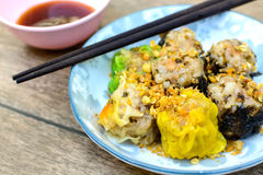 Тусклая сумма, китайская кухня Стоковая Фотография