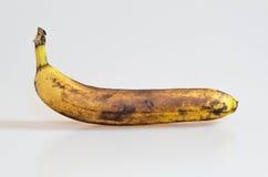 Тухлый перезрелый банан Стоковые Фотографии RF