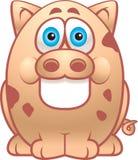 тучная свинья Стоковые Фото