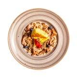 Тушеное мясо tenderloin говядины стоковая фотография