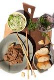 Тушёное мясо говядины с тамариндом стоковые изображения rf