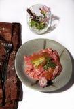 Тушёное мясо говядины с тамариндом стоковое изображение