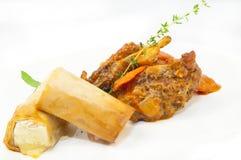 Тушёное мясо кролика Стоковое фото RF