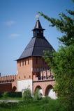 Тула Кремль - строб XVI водонапорной башни Стоковая Фотография RF