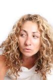 тщательные женщины Стоковая Фотография RF