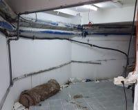 Тщательный осмотр, ремонт и отделка офиса Стоковое Изображение RF