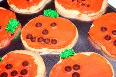 тыква печенья Стоковые Фотографии RF