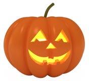 тыква путя halloween клиппирования счастливая Стоковые Фото