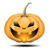 Тыква хеллоуин Стоковое Фото