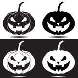 Тыква хеллоуин Стоковые Фото
