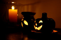 тыква 02 halloween стоковые изображения