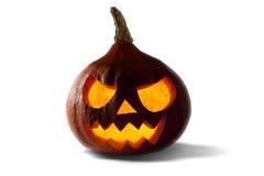 Тыква Halloween освобождает стоковое фото rf