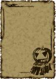 тыква halloween Стоковая Фотография