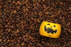 тыква latte Стоковая Фотография RF