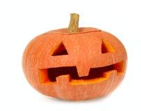 тыква s halloween померанцовая Стоковая Фотография