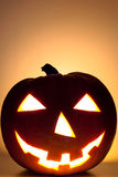 тыква v1 halloween Стоковое Фото
