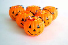 тыквы конфеты Стоковые Фото