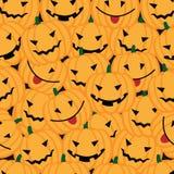тыквы halloween предпосылки Стоковое фото RF