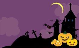 тыквы halloween Стоковые Фотографии RF
