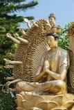 Тысяча статуй Будды рук Стоковые Изображения