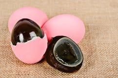 Тысяча яичек, сохраняя утку Стоковые Фото