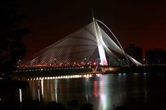 тысячелетие моста Стоковые Фотографии RF