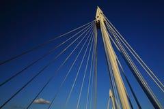 тысячелетие london моста стоковые фото