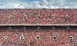 тысячи толпы Стоковое Изображение RF