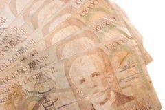 10 тысяч вентилятор Cruzeiros Стоковое Изображение RF