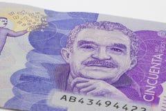 50 тысяч колумбийские песо Билл Стоковые Фото