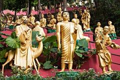10 тысяч монастырь Buddhas Стоковые Изображения