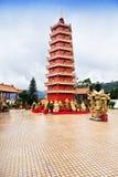 10 тысяч монастырь Buddhas Стоковые Фото