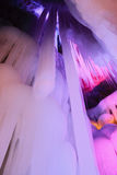 10 тысяч пещера льда Стоковое Фото